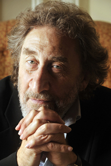 Howard Jacobson at the Edinburgh International Book Festival