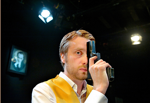 'Bullet Catch' by The Arches theatre company