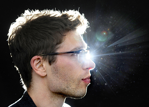 Science writer Jonah Lehrer